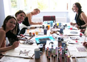Art and Craft Hen Party