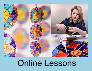 Art Craft Lessons Courses Online Learning